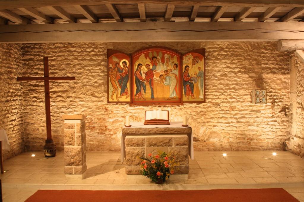 Les poti res atelier for Piscine de la chapelle saint luc
